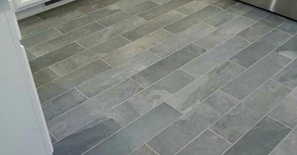 Ivetta Black Slate Porcelain tile from Lowes  Things Ive