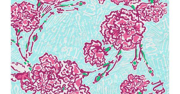 Vineyard Vines Wallpaper Iphone 6 Lilly Pulitzer Skye Blue Pi Beta Phi Patterns We Love