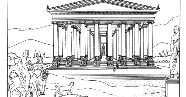 Temple-of-Artemis-at-Ephesus-coloring-page.gif (1200×864