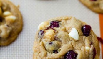Liked On Pinterest Lemon Pistachio And Cranberry Wreath Cookies