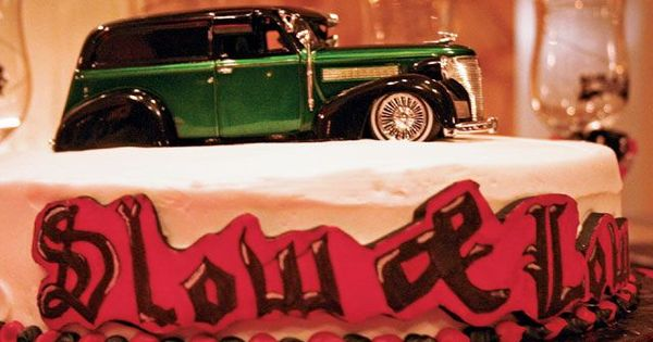Lowrider Cake Grooms Cake The Day I Marry Him