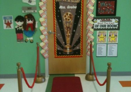 Love The Red Carpet School Hollywood Theme Pinterest