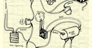 LOWBROW CUSTOMS Motorcycle wiring diagram  boyer