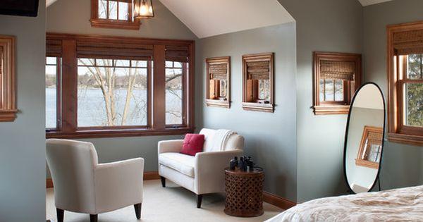 Gray Paint Colors With Wood Trim Paint Colors Wood Trim