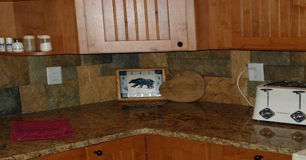 craftsman kitchen backsplash tin peel & stick stone for | remodeling pinterest