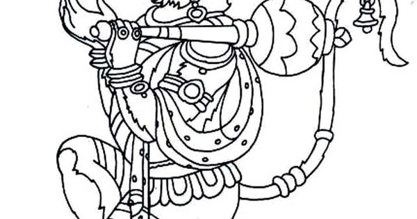 hindu coloring pages great inspiration for main lesson