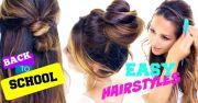 4 incredibly cute & easy -school