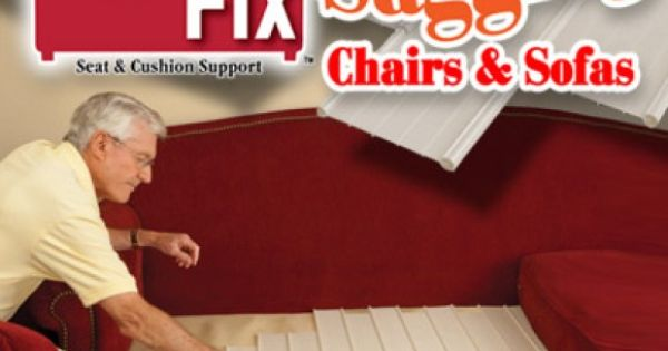 how to fix a sagging sofa bed thomasville furniture sofas   as seen on tv pinterest ...