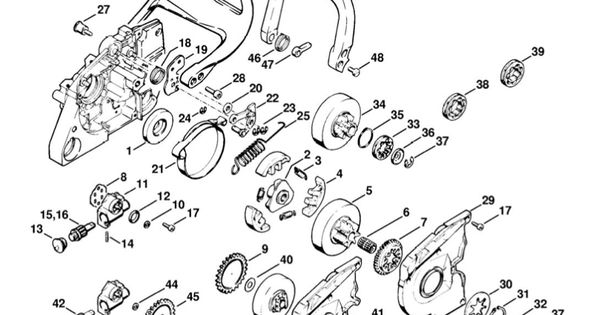 stihl 028 av parts diagram wiring ecu hyundai accent wb | carb and another problem - page 3 favorite places ...