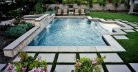 Luxurious Residential Pools to Dream About by Geremia