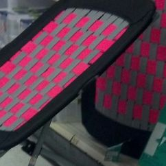 Flip Flop Chair Replacement Cushions For Wicker Chairs Trampoline Chair! So Comfortable! | Pinterest Help Me, And Waffles