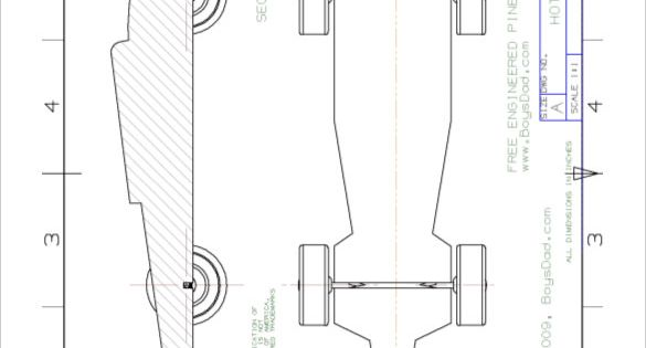 21+ Cool Pinewood Derby Templates
