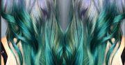 beautiful mermaid color melting