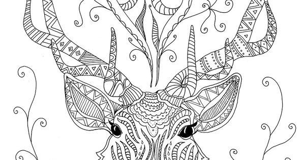 Fantastisches Reich der Tiere: Meditatives Ausmalen