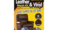 Master Caster Leather / Vinyl Repair Kit