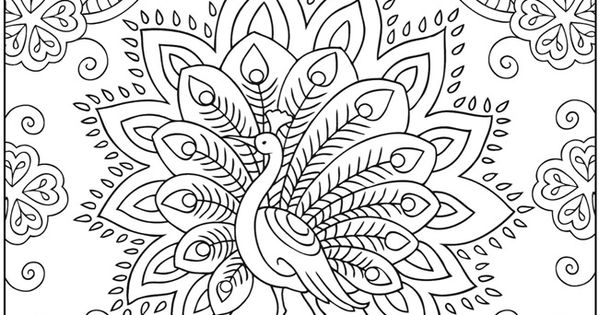 Creative Haven Mehndi Designs Coloring Book: Traditional