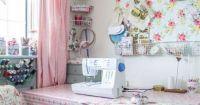 Shabby Chic Sewing room | SHABBY CHIC ~ SEWING ROOM/CRAFT ...