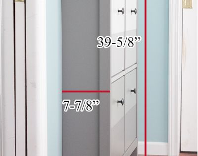 Ikea Hemnes Shoe Cabinet Dimensions Home Pinterest HEMNES Front Entry And Spaces