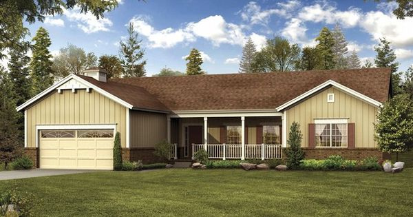 One Story 1950s Ranch Update Ideas Ranch Style House