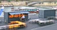 New in Paris. They're not pop-up restaurants, they're ...