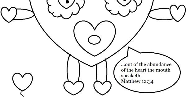 Church House Collection Blog: Valentine's Day Heart