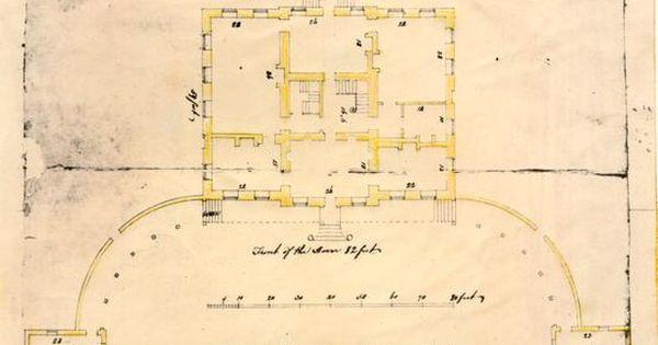 Tryon Palace Floor Plan CWF  History is so Pinteresting