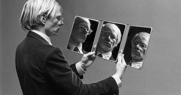 tiefgang   Andy Warhola  Pinterest  Portrts malen Knstler und Selbstportrait