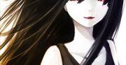 black haired anime girl http fs70