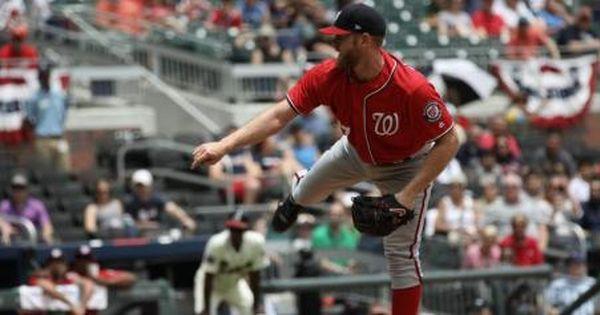 Stephen Strasburg Continues Domination Of Atlanta Braves In 3 2