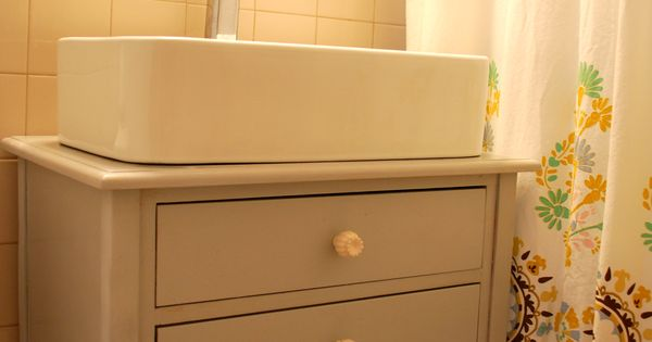 Out With The Bathroom Sink Vessel Sink Pedestal Sink