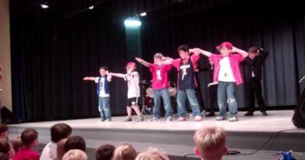 Miss Josephs First Grade Class Talent Show Act Youtube