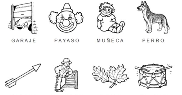 FREE 8-page printable packet: Spanish Alphabet Practice