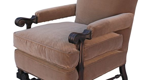 Overstuffed Armchairs For Sale 1920's Comfortable Armchair | Armchairs, 1920s Bedroom And