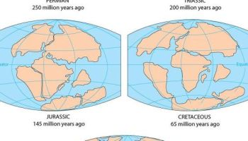 Pangaea MapEarth Before The Flood Not Millions Of Years Ago - Pangaea map