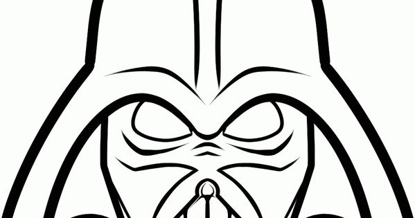 Darth vader, Masks and How to draw on Pinterest