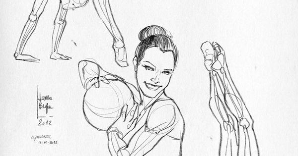 Laura Braga ::..: Anatomical studies and sketches
