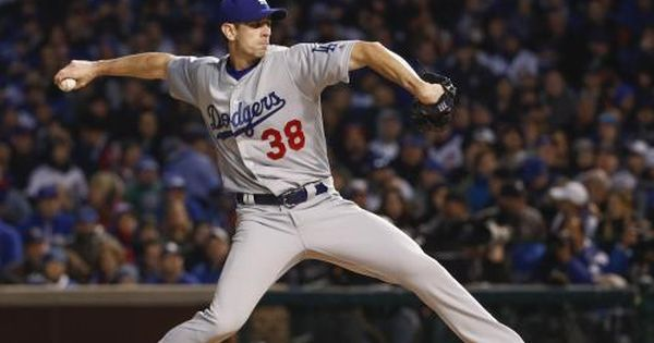 Los Angeles Dodgers Pitcher Brandon McCarthy Lands On DL With Knee