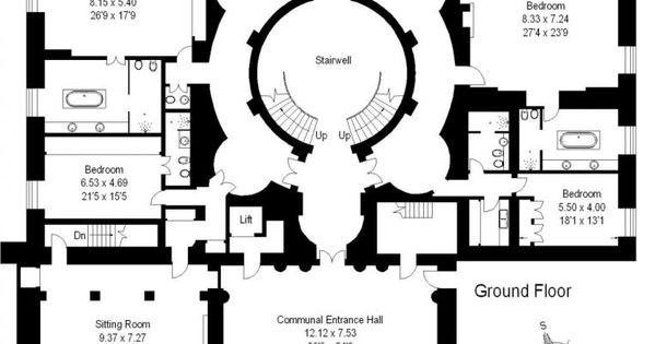 7 bedroom flat for sale in Wardour Castle, ground floor of