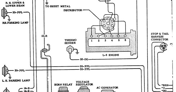 64 C10 Chevy Truck Wiring Diagram, 64, Free Engine Image