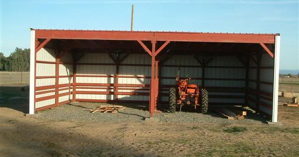 How To Build A Tractor Shed Google Search Tractor Shed