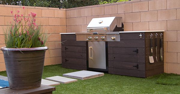 best outdoor kitchens salamander kitchen equipment diy design: 10 tips for building a grill ...