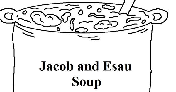 Church House Collection Blog: Jacob and Esau Sunday School