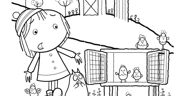Can you help Peg + Cat count by twos? Fun coloring