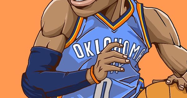 Lebron James Animated Wallpaper Russell Westbrook Tap To See Collection Of Famous Nba