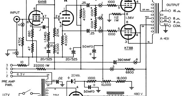 Best ideas about Amplifier Shematic, Amplifier Diagram and