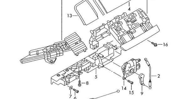 Details about GENUINE OEM NEW 2003-2005 VW Volkswagen