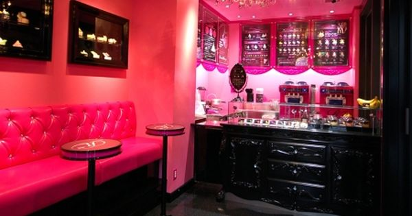 Girly Bar Want This In My Basement Basements