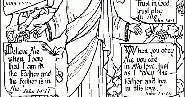ILLUSTRATION OF STATEMENTS OF JESUS FROM ABDA ACTS ART AND