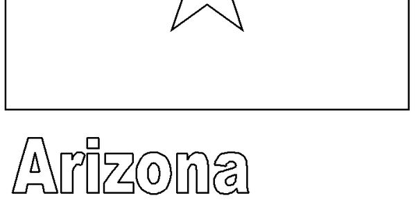 State Flag Facts & Coloring Sheet for