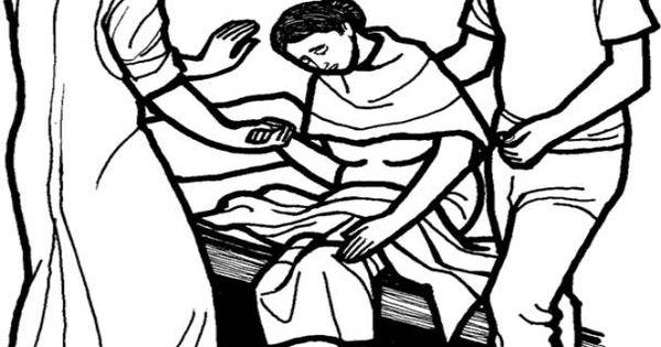 Matthew 8:14-17; Mark 1:29-31: Luke 4: 38-39: Jesus Healed